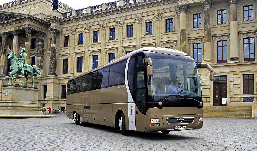 Автобусные туры туры по европе