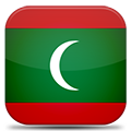 Флаг Мальдивы